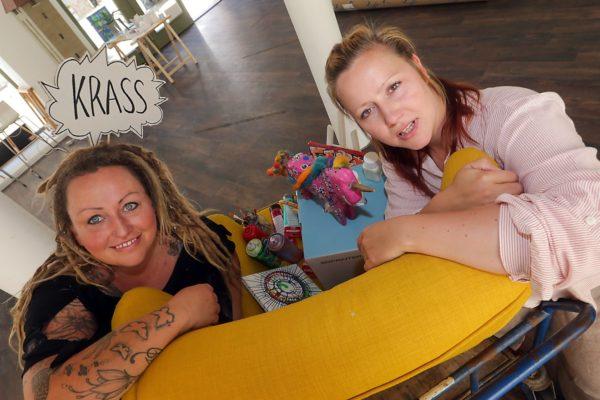 Susann und Anja vom Ahoi-Team @Jens Paul Taubert